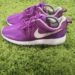 Nike Women's Roshe Run Laser Purple